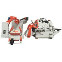 China Auto Body Die Stamping Strip Straightener Machine Automatical Loading And Unloading wholesale