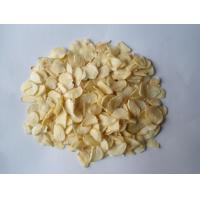 China Good quality dehydrated vegeables Garlic flakes on sale