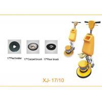 Floor / Stair Interchange Marble Floor Polishers For Hotel , Airport , Shopping Mall