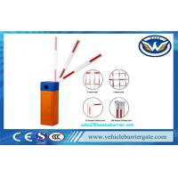 Buy cheap Automatic Remote Control Parking Barrier Gate,Electronic Car Park Security Barriers from wholesalers