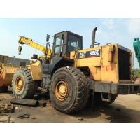 China Used Wheel Loader CAT 966E  Used Front Loader CAT 966E on sale