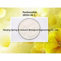 China 20554-84-1 Parthenolide All Natural Skin Care Ingredients High Purity 98% wholesale