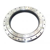China Single Row Slewing Ring Bearings of External Gear For Construction Machinery wholesale