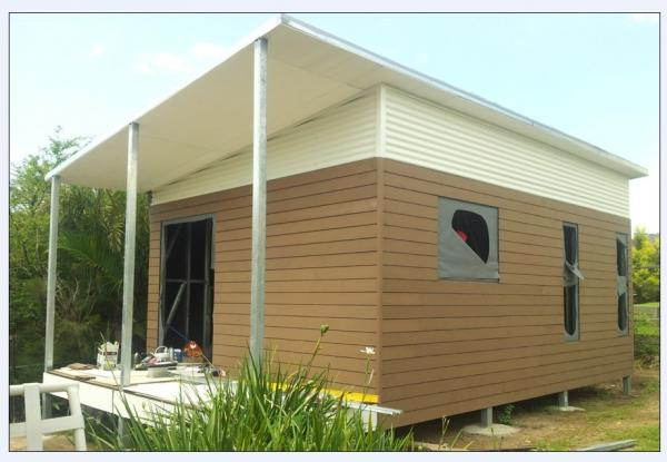 Exterior pvc cladding images - Exterior plastic cladding for houses ...
