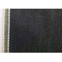 """China 99%C 1%SP Composition Stretch Denim Fabric Selvage Edge W180203 32/33"""" Width wholesale"""