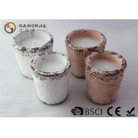 China Personalized Anti Mosquito Candle , Decorative Citronella Candleser wholesale
