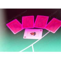 Buy cheap Modiano Marked Decks for Gambling Cheat in Texas Holdem , Omaha , Baccarat from wholesalers