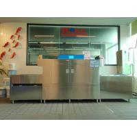 Quality High Speed Commercial Kitchen Dishwasher , Professional Restaurant Washing for sale