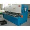 China High Precision CNC Hydraulic Shearing Machine Iron Sheet Shearer/ Cutter wholesale