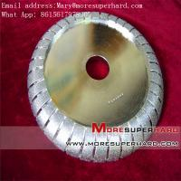 China Electroplated Bond Diamond Grinding Wheel for Stone, Marble and Granite Mary@moresuperhard wholesale