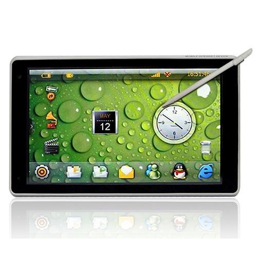 Планшет с злектронной книгой, навигатором и авторегистратором freelander pd20 7-дюймовый android 40 tcc 8923 1