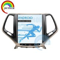 China Wifi Function Android Auto Head Unit Car Gps Navigation For Jeep Cherokee 2014-2019 wholesale