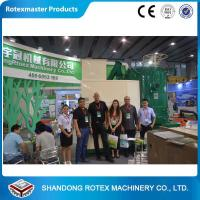 China Biomass wood pellets burner supply energy for rotary dryer , boiler wholesale