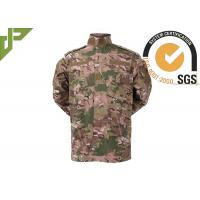 China Multicam Army Camouflage Clothing Uniform For Tactical Security / Military wholesale