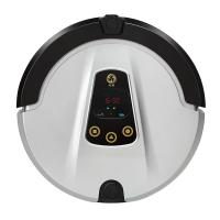 China Stable Pure Clean Smart Robot Vacuum Cleaner App / WIFI Control With Camera wholesale