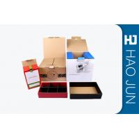 Moistureproof Decorative Cardboard Boxes , Gift Box Packaging For Toys