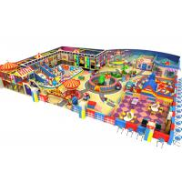 China Ball Pool Commercial kids Indoor Play area 480 m²  indoor playground equipment for business wholesale