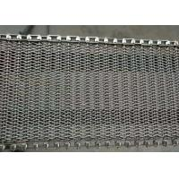 China Food industry Chain wire mesh belt 304 stainless steel for Vegetable washing machine wholesale