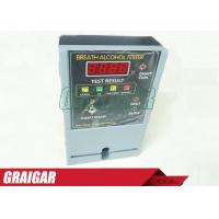 China Coin-operated Breath Alcohol Tester AT319 , Vending Alcohol Breath Analyzer Equipment wholesale