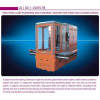 China 3D Laser Engraving Cutting Machine for Shoes and Leather wholesale