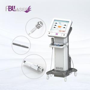 China Newest Microneedle RF fractional skin rejuvenating golden microneedle RF device wholesale