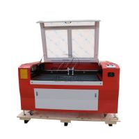 Low Cost  Co2 Laser Engraving Cutting Machine for Stainless Steel /Acrylic/ Leather/ Wood with Double Heads