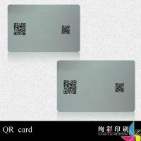 China Club Plastic Barcode Cards wholesale