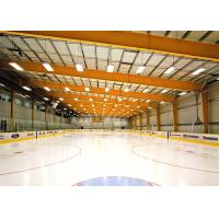 China Painting Steel Frame Building Kits / Steel Structure Building For Ice Sport Center wholesale