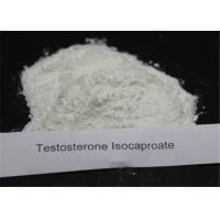 China CAS 15262-86-9 Testosterone Anabolic Steroid Testosterone Isocaproate For Muscle Gaining on sale