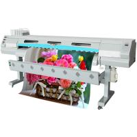China Professional Eco solvent printing machine for pvc paper with widely commercial use on sale