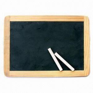 China Promotional Chalkboard with Zinc Back wholesale