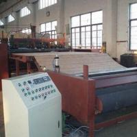 China Nonwoven Fabric Machine, Used for Making Polyester and Silk-like Wadding and Non-glue Cotton wholesale
