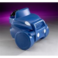 China OEM Plastic Rotational Moulding For Toy Motor Car Assembled Dark Blue Parts on sale