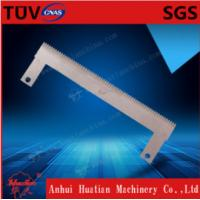 China Stainless Steel Packaging Saw Knife for Food Packages Use wholesale