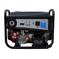Buy cheap 1.2kw-8kw Electric Start Portable Gasoline Power Generator with CE from wholesalers