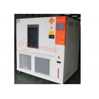 China Fast Rapid High Low Temperature Thermal Cycle Chamber With SUS# 304 Stainless Steel Body wholesale