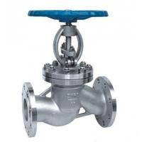 China SS304 Manual Pipeline Valve , Stainless Steel Globe Valve For Petroleum DN15-DN300 wholesale