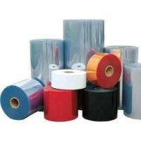 China Custom Industrial Calendered 0.3mm PVC Packaging Film For Folding Box wholesale