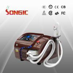 Portable Optical energy bipolar radio frequency Hair removal, Skin Rejuvenation Machine