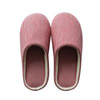 China Customized Color Winter Indoor Slippers , Womens Winter House Slippers wholesale