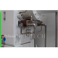 Buy cheap Power Saving PE Pipe Extrusion Line , Single Screw Plastic Extruder Pipe Range from wholesalers