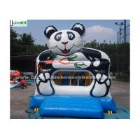 China Indoor Panda Inflatable Bounce Houses MiniJumping Castles for Rent wholesale