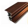 China Durable Aluminum Window Parts , Mechanical Polishing Custom Aluminum Profile wholesale