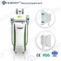 China 5 handles fat freezing cryolipolysis slimming machine for fat reduction and skin tightening from China supplier on sale