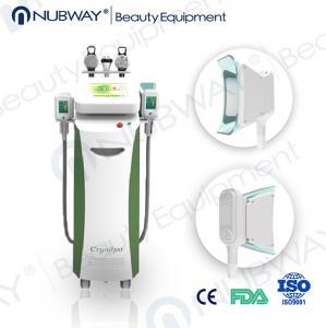 China Nubway 2018 new fat freezing system cryolipolysis cool shaping machine slim freezer on sale