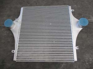 Quality Aluminum radiator for sale