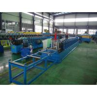 China Hydraulic Steel Stud Roll Forming Equipment Steel Plate Welding Structure 7.5KW on sale