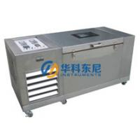 China Horizontal Cold - resistant Bending Flexing Tester Horizontal Low Temperature wholesale