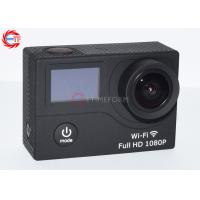 China EG3 Double Screen Action Camera With WiFi Dual Display waterproof 1080p Camera wholesale
