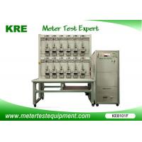 China 12 Position Electric Meter Test Bench , Standard Deviation Energy Meter Testing Equipment wholesale